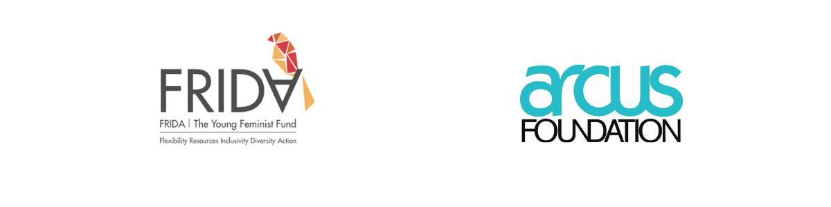 image logos for frida foundation and arcus foundation